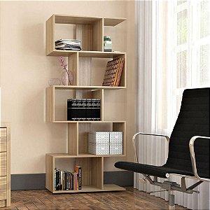 Estante para livros Office Plus  Appunto Castanho