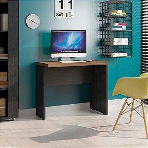 Mesa Para Computador 900 Studio Argan Preto Tex Caemmun