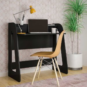 Mesa Para Notebook Cyber Artely Preto