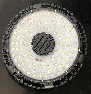 Luminária Led Ufo High Bay 100W 6500K Bivolt