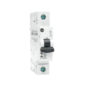 Mini Disjuntor 1P Curva B, Marca GE