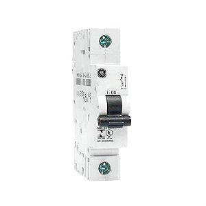 Mini Disjuntor 1P Curva C 3Ka, Marca GE
