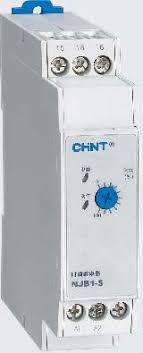 Rele Eletrico Tempo De Retardo 220V Njb1-S, Marca Chint