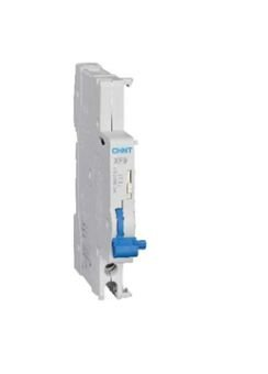 Contato Auxiliar Mini Disjuntor Nb1 1Na+1Nf XF9, Marca Chint