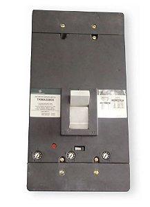 Disjuntor 3P, 800A, 42KA, TKMA30800, GE