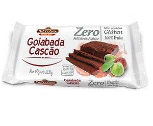 Goiabada Cascão Sem Glúten e Zero Açúcar 200g - DaColônia.