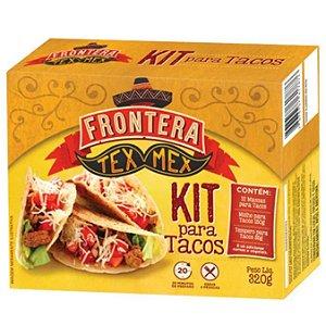 Kit para Tacos Tex Mex 320g - Frontera