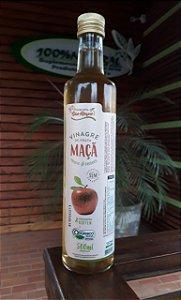 Vinagre de Maçã Orgânico 500ml - Fazenda São Roque.