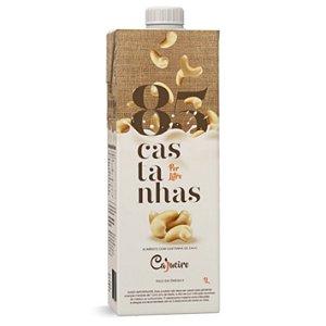 Bebida de Castanha de Caju - 85 Castanhas – 1 L – Cajueiro