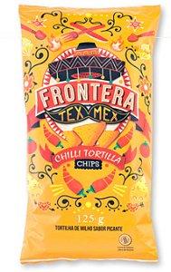 Tortilha de Milho Picante Tex Mex 125g – Frontera