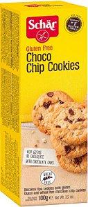 Choco Chip Cookies 100g – Schär