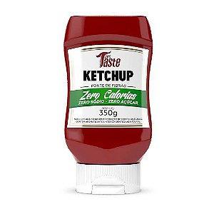 Ketchup Zero Calorias, Zero Sódio e Zero Açúcar 350g – Mrs. Taste