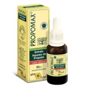 Extrato Aquoso de Própolis PropoMax Sem Álcool/ Própolis Verde – 30ml – Apis Flora