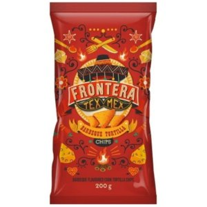 Barbeque Tortilla Chips – 200g – Frontera