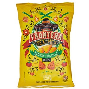 Cheese Tortilla Chips – 125g – Frontera