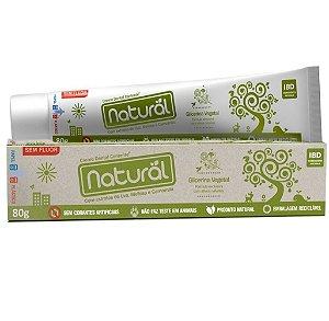 Creme Dental Contente Natural – Com extrato de uva, melissa e camomila 80g – Suavetex