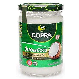Óleo de Coco Extravirgem – 500ml – Copra
