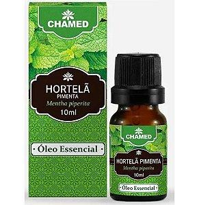 Óleo Essencial de Hortelã (Mentha piperita) 10ml – Chamel