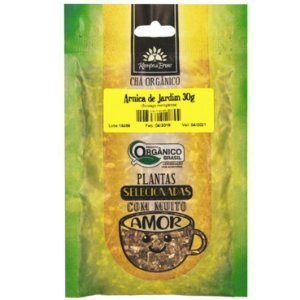 Arnica de Jardim (Solidago microglossa) 30g – Kampo de Ervas