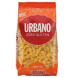 Massa alimentícia de arroz, macarrão parafuso sem glúten 500g - Urbano