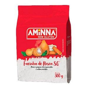 Farinha de Rosca sem Glúten 300g - Amina