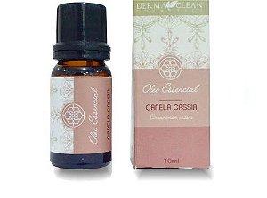 Óleo Essencial de Canela Cassia 10ml - Derma Clean