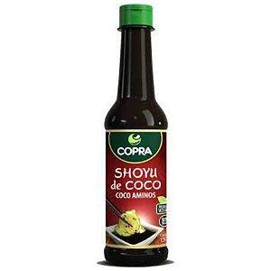 Shoyu de coco/ coco aminos 150ml - Copra