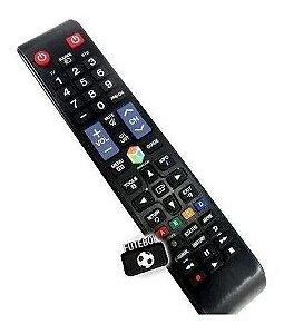 Controle Remoto Smart Tv Samsung Lcd/led 3d E Função Futebol