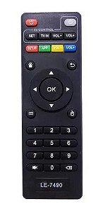 Controle Tv Box Universal Vários Modelos