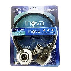 Fone de Ouvido Estéreo FON-2092D Inova