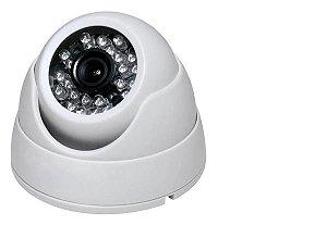 Câmera Segurança Dome Infravermelho Hd 1.0 Megapixel Ahd