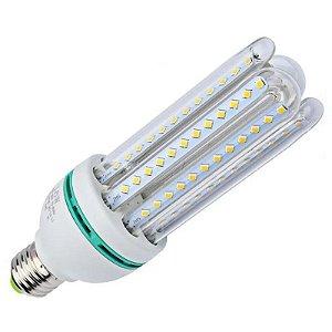 Kit 10 Lampada Led 7w Soquete E27 Milho 3200k Bivolt (branco quente)