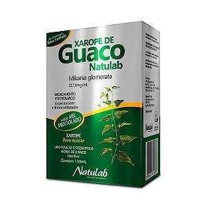 XAROPE GUACO NATULAB 150ML