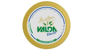 VALDA CLASSIC 50G LATA
