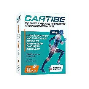 CARTIBE 60 CÁPSULAS 40MG
