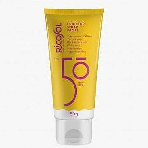 Protetor Solar Facial FPS 50 - Ricosol