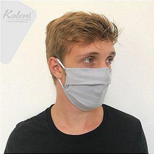 Máscara de proteção - COR PRATA