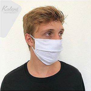 Máscara de proteção - COR BRANCO