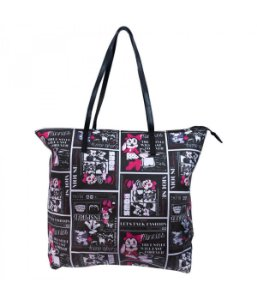 Bolsa Tote Minnie Mouse Fashion - Disney