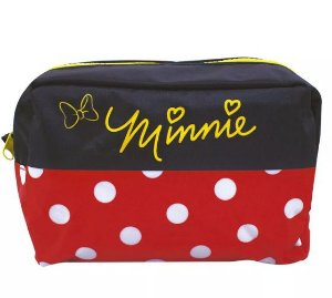 Necessaire Minnie Mouse - Disney