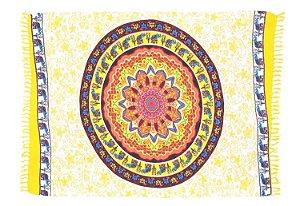 Canga Mandala Sun Amarela
