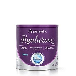 HYALURONIC SKIN NEUTRO LATA SANAVITA 270G