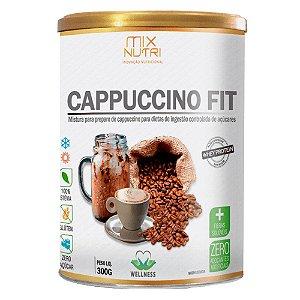 CAPPUCCINO FIT MIX NUTRI 300G