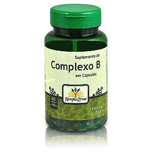 COMPLEXO B KAMPO DE ERVAS 60 CAPSULAS 15G