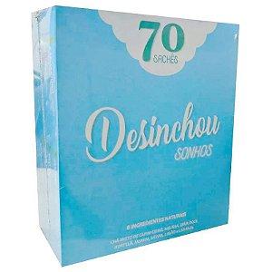 DESINCHOU SONHOS COM 70 SACHES