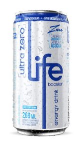 ENERGÉTICO ENERGY DRINK TRADICIONAL LIFE BOOSTER 269ML