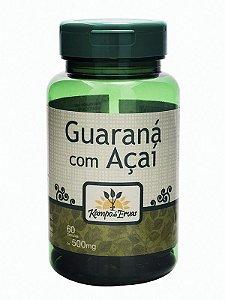 GUARANA COM ACAI KAMPO DE ERVAS 60CAP 30G