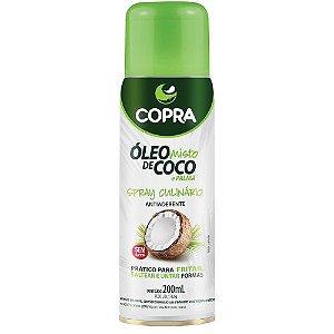 OLEO DE COCO SPRAY CULINARIO COPRA 200ML