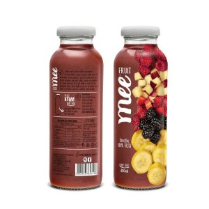SMOOTHIE DE FRUTAS BERRY BERRY MEE 300ML