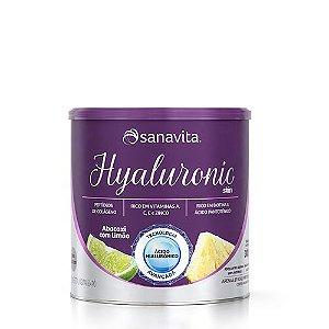 HYALURONIC SKIN ABACAXI COM LIMAO LATA SANAVITA 300G